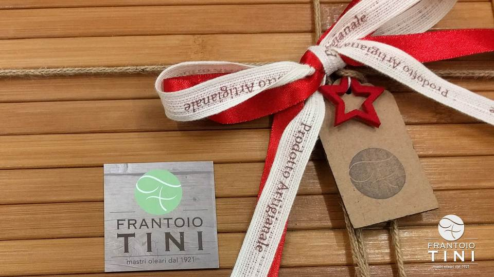 Giveaways - Frantoio Tini